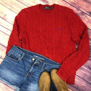 Polo Ralph Lauren Chunky Knit Sweater *SALE ITEM